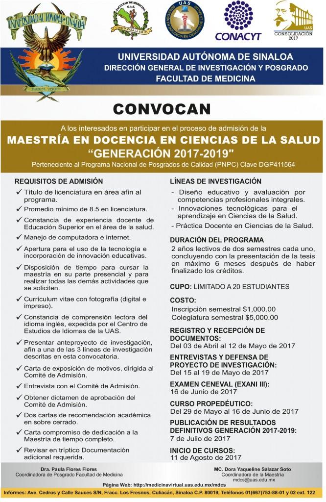 CONVOCATORIA MAESTRIA DOCENCIA-001