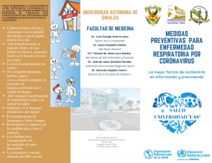 Triptico Medidas preventivas vs influenza_page Frente