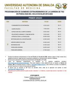 PROGRAMACION EXTRAORDINARIOS PODOLOGIA_page-0001